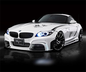 BMW E89 Z4 by Rowen International