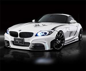 BMW E89 Z4 by Rowen International