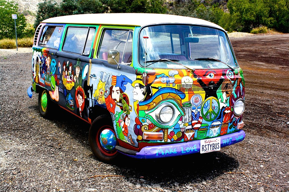 Win This Bus: Enter the VW Flashback Bus Sweepstakes