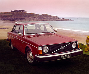 Volvo Celebrates 40 Years of the Volvo 240