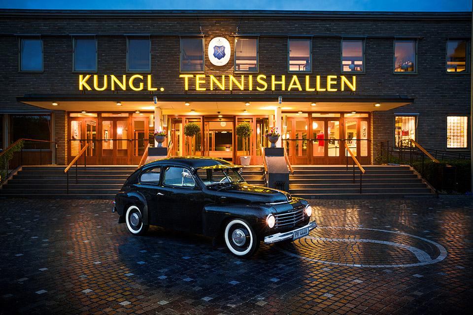 Volvo Celebrates the PV444's 70th Birthday