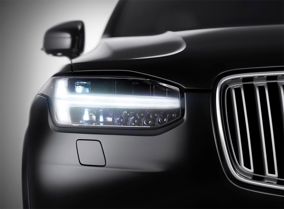 Volvo Unveils More of the All-New XC90 SUV