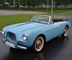 Rare Fiberglass 1956 Volvo Sport P1900 for Sale