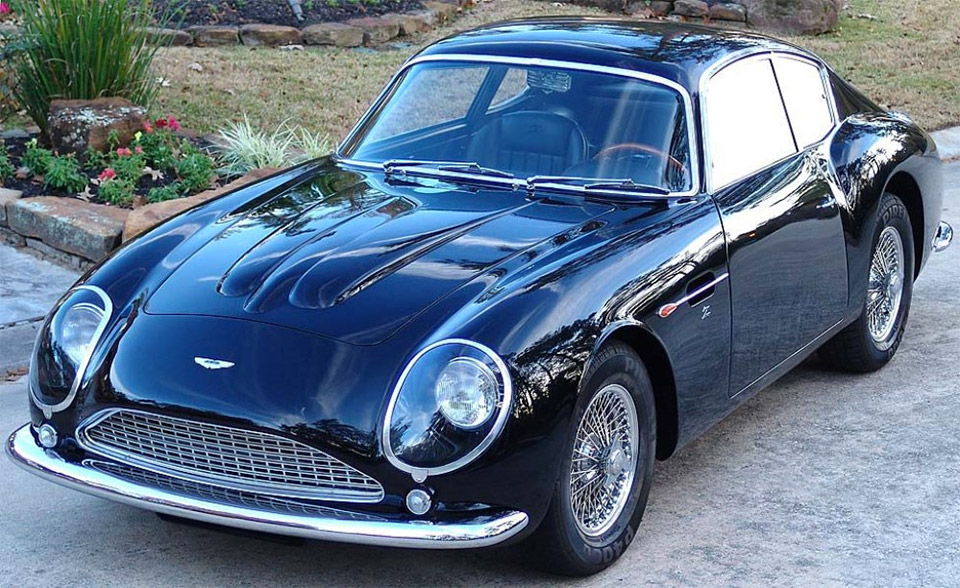 Custom-Built 1960 Aston Martin DB4GT Zagato