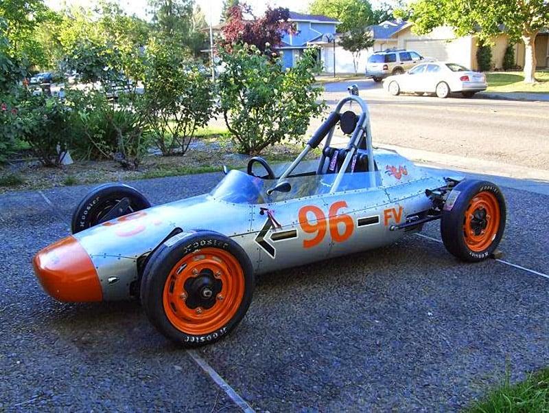 Ready to Race? 1964 Autodynamics Formula Vee