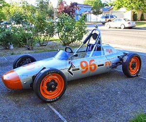 Ready to Race? 1964 Autodynamics Formula Vee