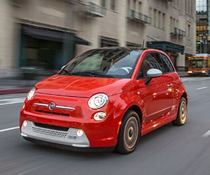 2015 Fiat 500e Updated and Off to Oregon