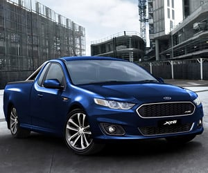 2015 Ford Falcon Ute