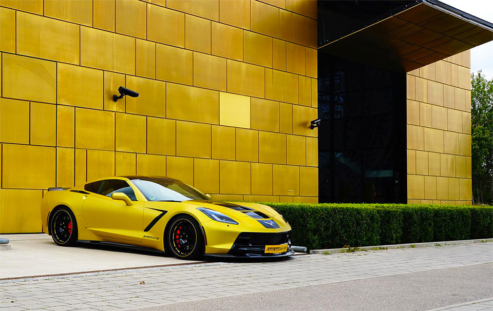 2015 Geiger Corvette C7 Stingray