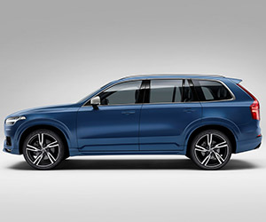 Volvo Shows Off New XC90 R-Design