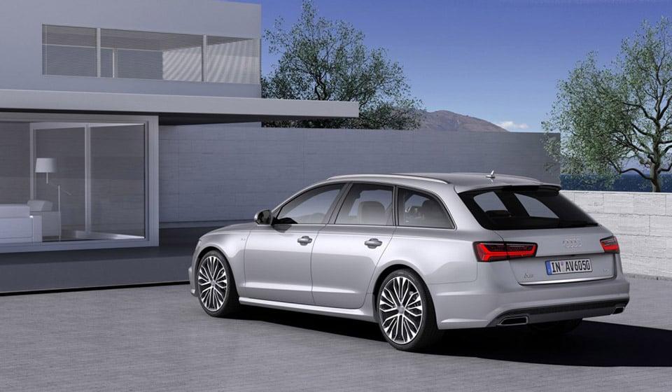 Audi A A Avant And A Allroad Octane - Audi a6 wagon