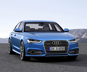 2015 Audi A6, A6 Avant and A6 Allroad