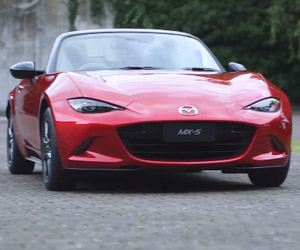 2016 Mazda MX-5 Miata: First Video
