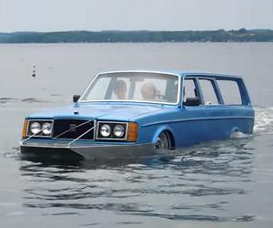 The Amphibious Volvo
