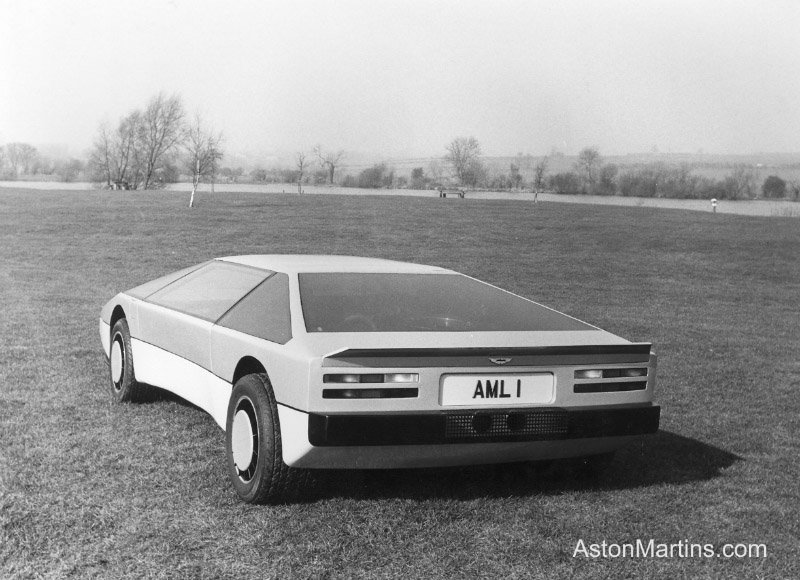 Concepts From Future Past The Aston Martin Bulldog 95 Octane