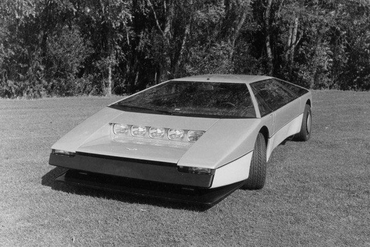 Concepts from Future Past: The Aston Martin Bulldog