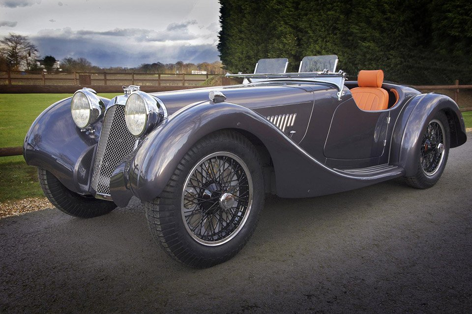 Classic 1930s Atalanta Sports Tourer Revived