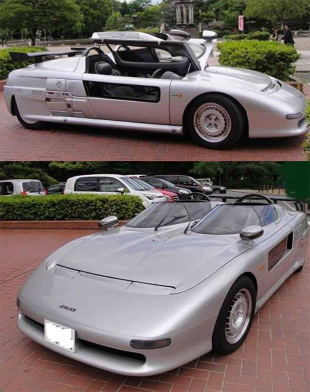 Rare 1988 Audi Italdesign Aztec on eBay