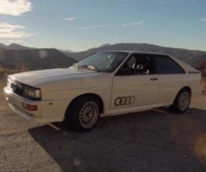 The Significance of Audi's Ur-Quattro