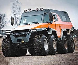 Avtoros Shaman 8×8 ATV