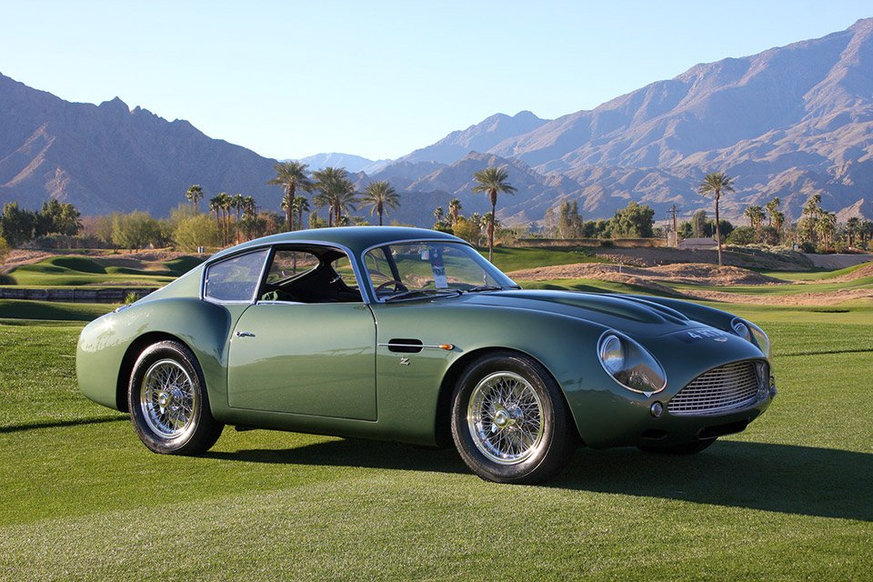 Awesome Car Pic: Aston Martin DB4 GT Zagato