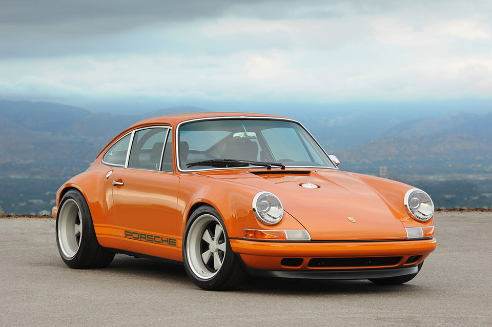 Awesome Car Pic: Singer Porsche 911