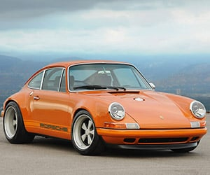 Awesome Car Pic: Singer Porsche 911