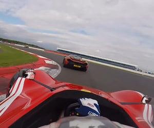 McLaren P1 vs. BAC Mono