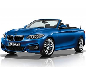 2015 BMW 2-Series Convertible M Sport