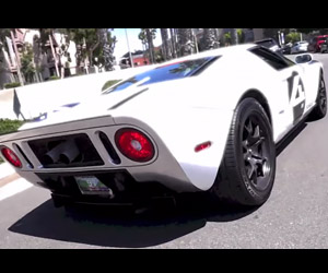 A Ride in the Ford GT with Designer Camilo Pardo