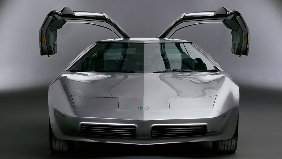 Cars from Future Past: 1973 AeroVette Concept
