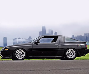 Regular Car Review: 1988 Chrysler Conquest TSi