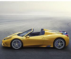 Ferrari 458 Speciale Aparta