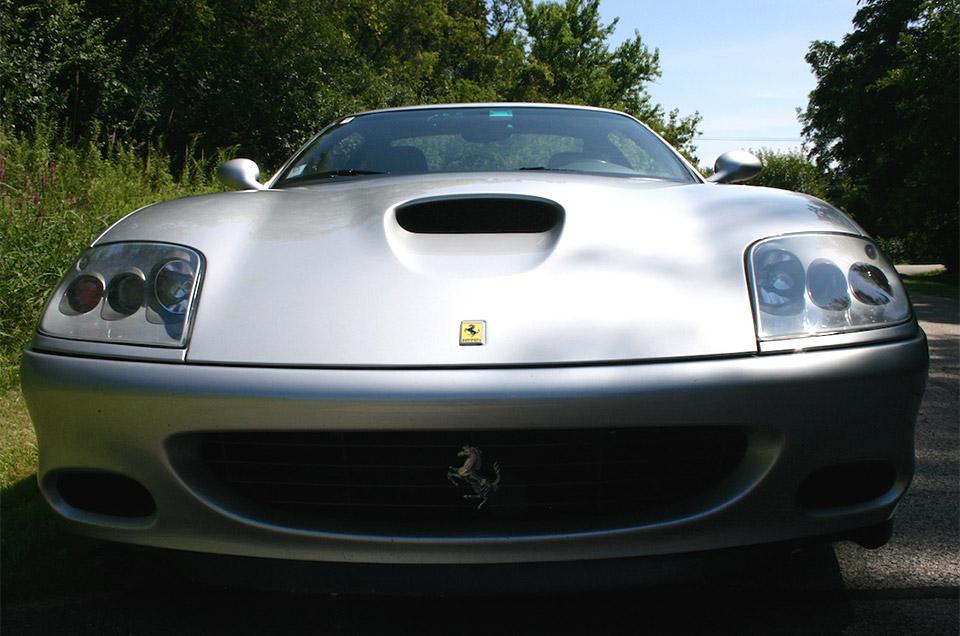 Classic Car: Ferrari 575M Maranello