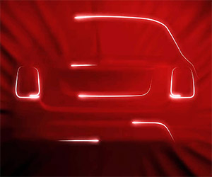 Fiat Teases New 500X Crossover SUV
