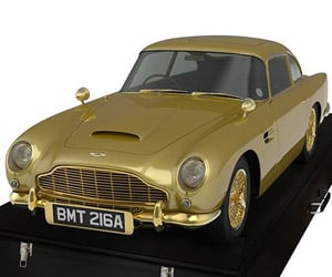 Goldfinger Aston Martin DB5 Scale Replica Auction