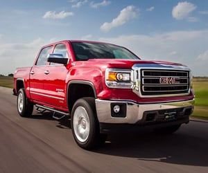 2015 HPE650 Supercharged GMC Sierra Pickup Truck
