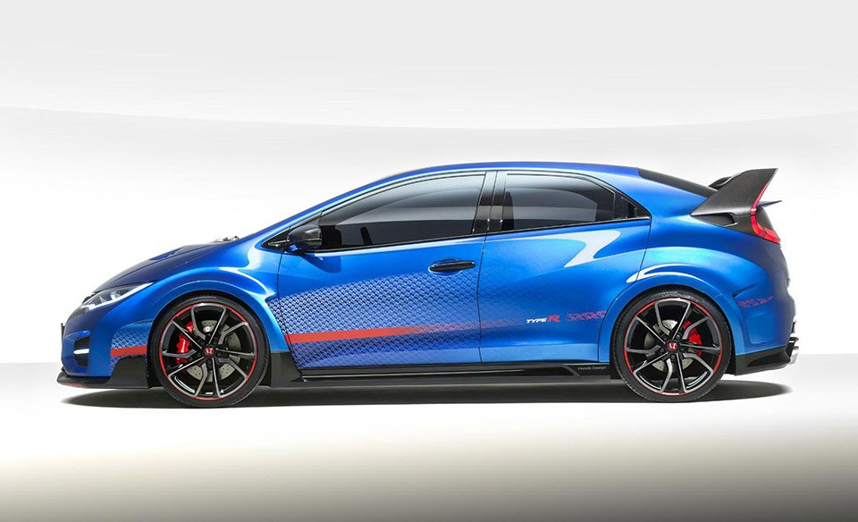 honda civic type r coming in 2015 95 octane. Black Bedroom Furniture Sets. Home Design Ideas