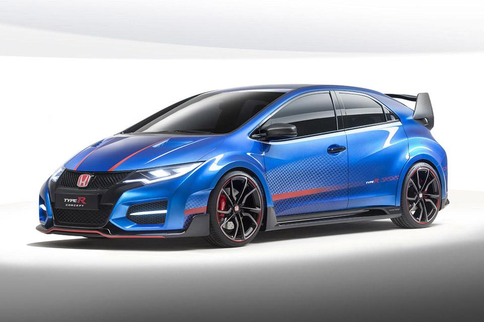 Honda Civic Type R Coming in 2015