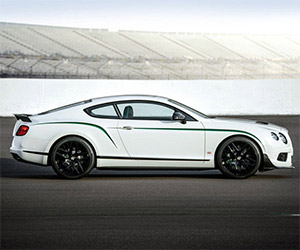 Inspired: The Bentley Continental GT3-R's Past
