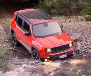 Jeep Renegade Proves Its Off-Road Chops