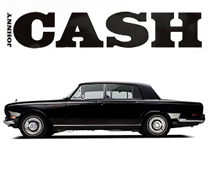 Johnny Cash's 1970 Rolls-Royce Goes Up for Auction