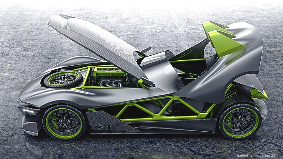 Local Motors Chooses Sports Car Design Winners 95 Octane