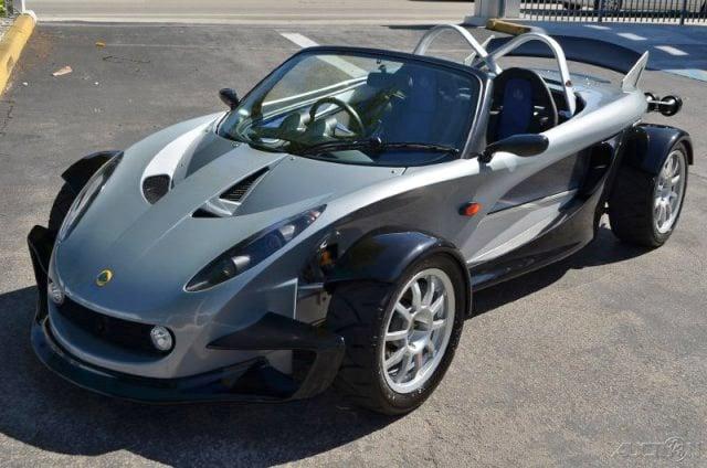 Street-Legal Lotus 340R Hits eBay