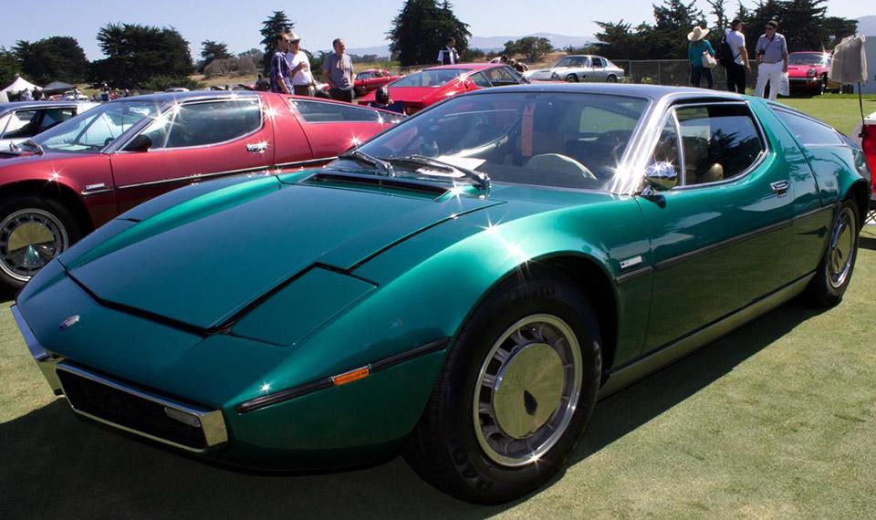Awesome Car Pic: Maserati Bora