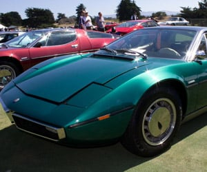 Awesome Car Pic: Maserati Bora