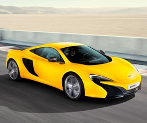 McLaren 625C: A Special 650S for Asia