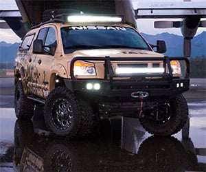 Nissan's Crowd-Sourced Project Titan Revealed