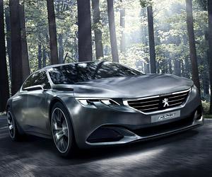 Peugeot EXALT Concept Updated