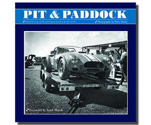 Pit & Paddock: An Archive of Motor Racing